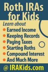 Roth IRAs for Kids issues.