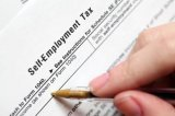 Picture of a Self-Employment Tax Form
